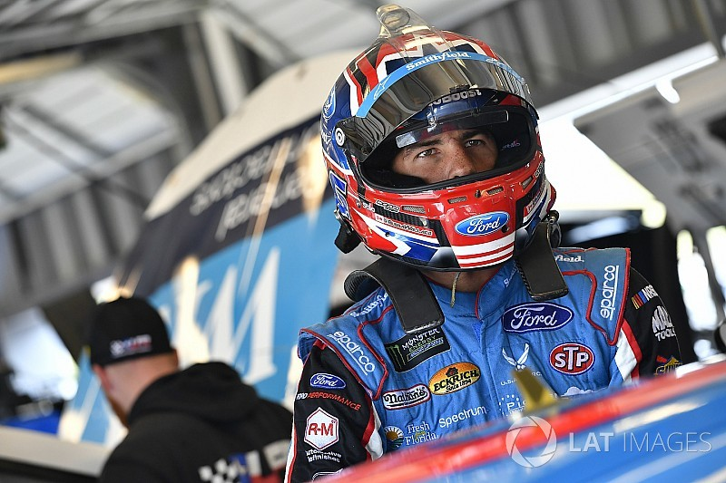 Confirmed: Darrell Wallace Jr. to drive No. 43 RPM Ford in 2018