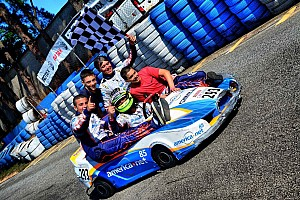 Kart Últimas notícias Azarões superam favoritos nas 500 Milhas de Kart