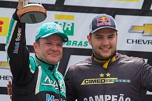 Stock Car Brasil Últimas notícias Para Barrichello, título de Fraga abre porta para jovens