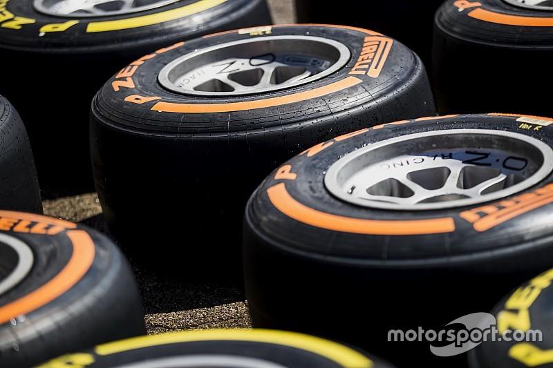 Formel 1 2017: Pirelli nimmt Reifenmischung aus dem Programm