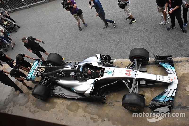 Технический анализ: новинки Mercedes W08 в деталях