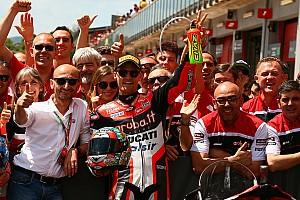 WSBK Ultime notizie Ducati: il team va a trovare Davies all'Ospedale di Rimini