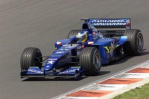 Formel 1 Fotostrecke Alle Formel-1-Autos von Nick Heidfeld