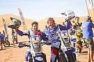 Rally Raid Merzouga, De Soultrait: