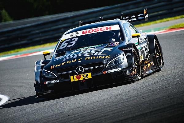 Primera victoria de Engel en el DTM