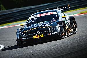 DTM Reporte de la carrera Primera victoria de Engel en el DTM