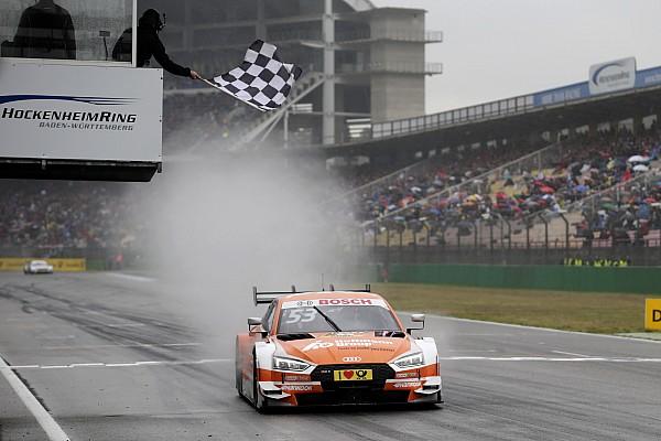 DTM DTM霍根海姆揭幕战:梅赛德斯和奥迪迎开门红,奥亚和格林各获一胜