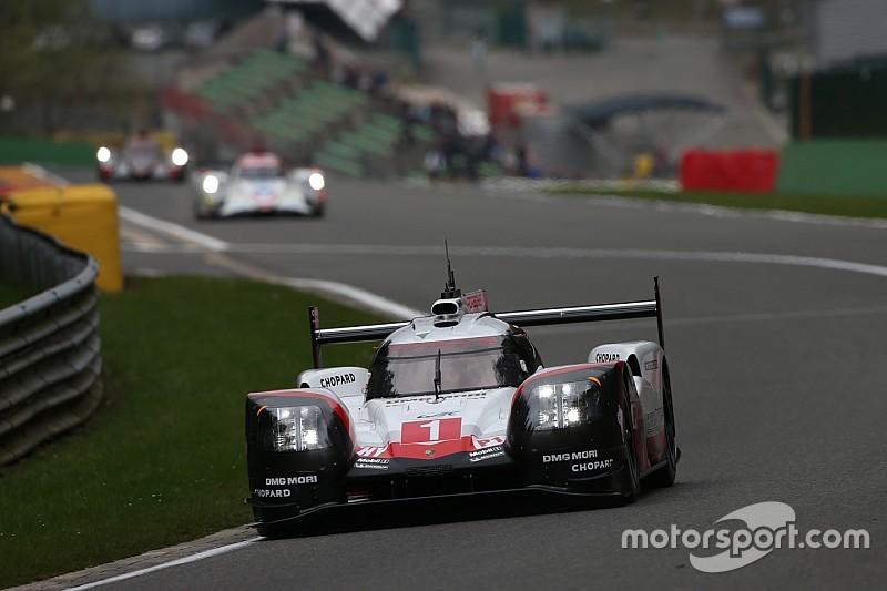 Porsche vence a Toyota y se lleva la pole para las 6h de Spa