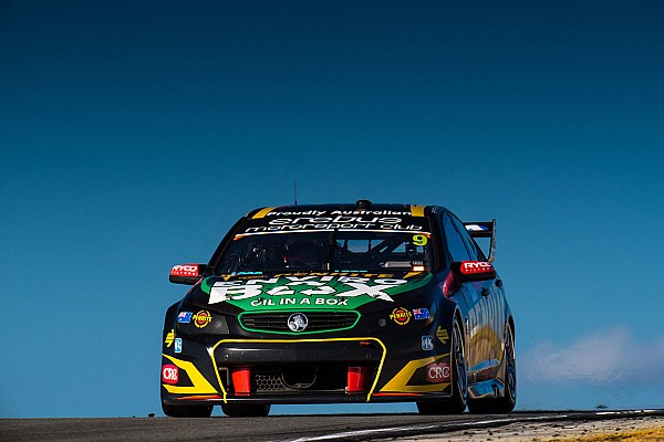 Supercars Reynolds handed grid penalty for impeding teammate