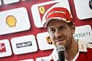 Ferrari batal naik banding terkait keputusan penalti Vettel