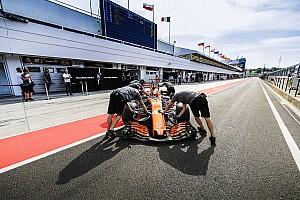 Forma-1 BRÉKING Abszurd elképzelés a McLarentől: utcai F1-nagydíj Wokingban