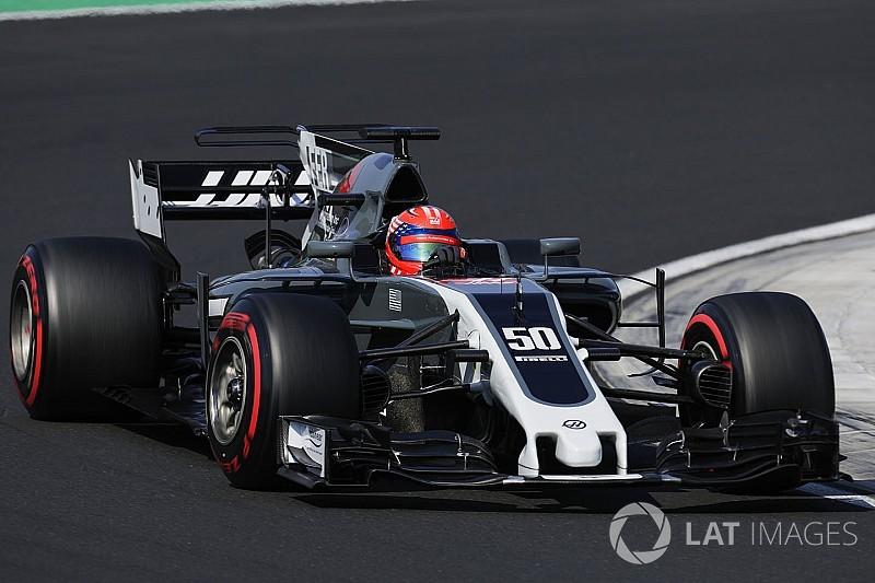 Haas negocia permanência de seus pilotos jovens para 2018