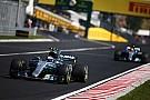 Formule 1 Mercedes :