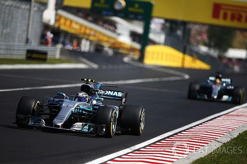 Mercedes telsiz sorununun nedenini açıkladı
