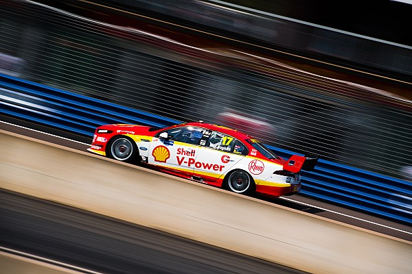 Supercars Darwin Supercars: McLaughlin blitzes Shootout for pole