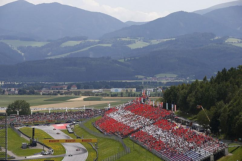 Какая погода ожидается на Гран При Австрии