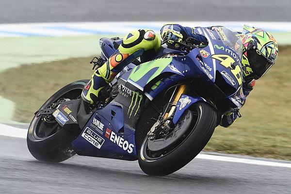 Rossi: Her yerim ağrıyor