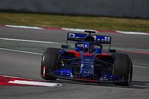 Toro Rosso ook bovenaan op ochtend vierde testdag, Kubica op pad voor Williams
