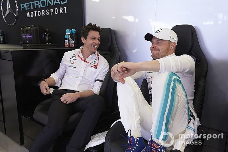 Mercedes: Bottas dà la misura di quanto vale davvero la freccia d'argento