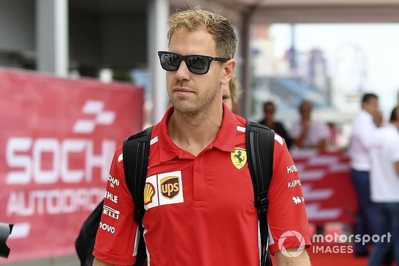 Vettel ci crede ancora: