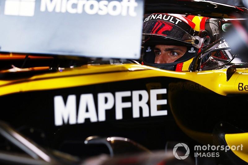 Сайнс: В останніх гонках за Renault потрібні сильні результати