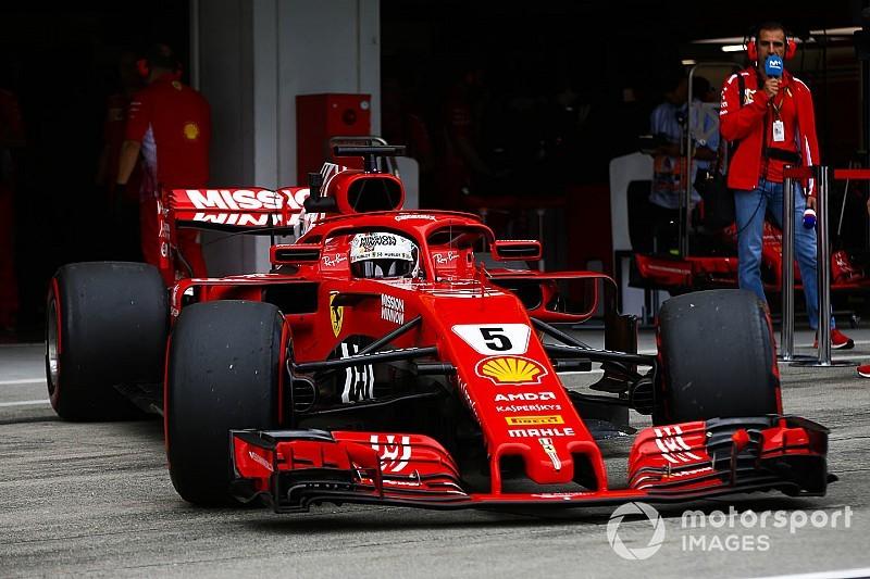 Ferrari confirme qu'un second capteur FIA a été installé sur son ERS