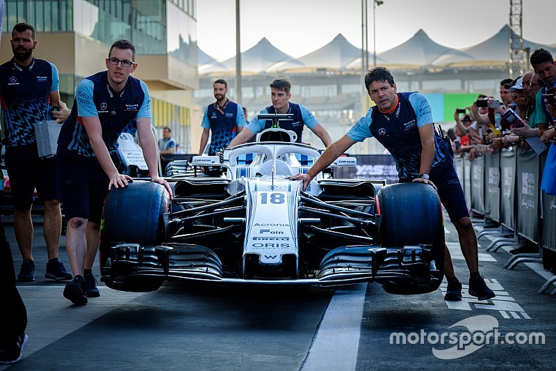 La seule stabilité chez Williams, c'est le moteur