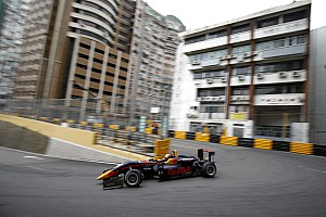 Macau GP: Ticktum on provisional pole