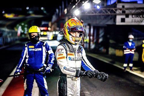 Porsche's Vanthoor hospitalised after Spa paddock accident