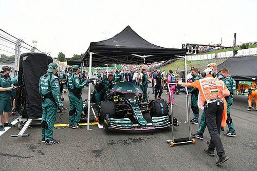 La FIA cambia el resultado de Hungría mientras Aston apela