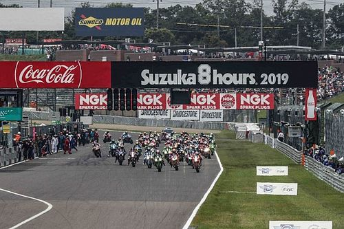 Suzuka 8 Hours 2021 Ditunda hingga November