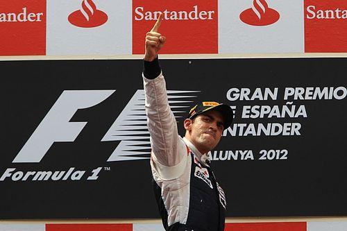 Maldonado był blisko Ferrari