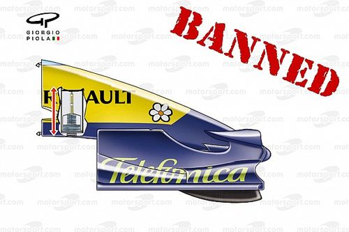 Banned: Why Renault's mass damper was outlawed