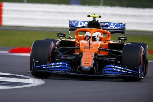 """Norris stopped """"overdriving"""" to secure top five slot"""