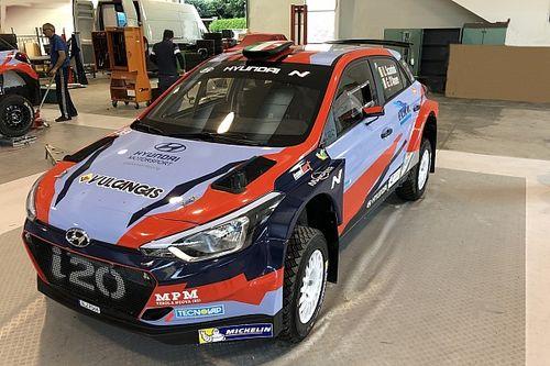 WRC: la Hyundai i20 R5 avrà un pacchetto evolutivo nei primi mesi del 2020