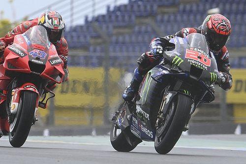 GP de France: les meilleurs tours en course