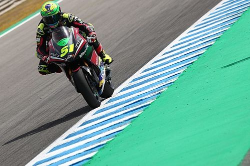 Eric Granado volta a acelerar no Mundial de MotoE, em Le Mans