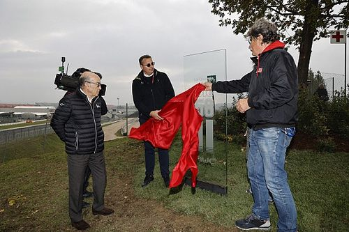 Homenaje a Simoncelli y más fotos del sábado en Misano