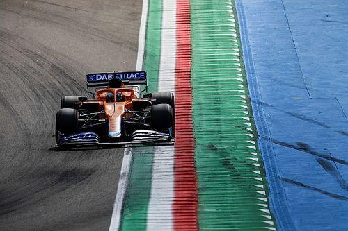 Ricciardo için antrenman seansları zorlu geçmiş