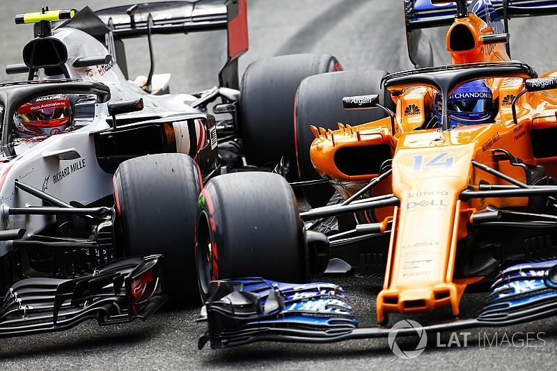 Alonso: Sokféle kvalitás van az F1-ben, és ott vannak a Haas versenyzői