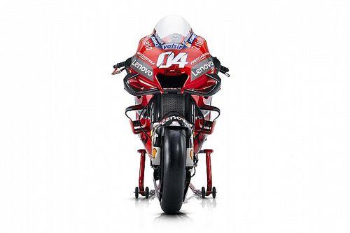 Ducati revela pintura de modelo para a temporada 2020 da MotoGP