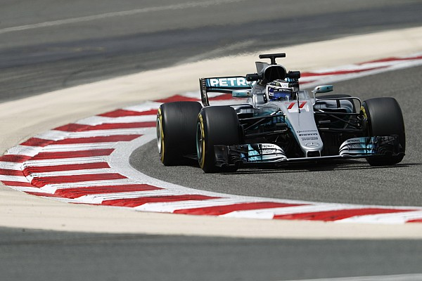 "F1 季中测试第二日:博塔斯最快,迈凯伦""收大礼"""