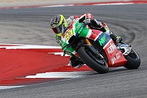 MotoGP Ultime notizie Aprilia: Espargaro costretto al pit stop da un problema all'anteriore