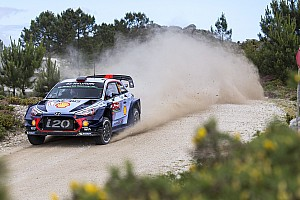 WRC Actualités Thierry Neuville récupère 11