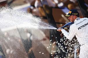 Formule 1 Statistiques Stats - Hamilton s'offre un hat trick