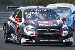 WTCC Test Nurburgring, Test: Huff rifila oltre sei decimi a Michelisz