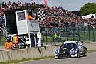 Ралі-Крос WRX у Бельгії: Крістофферссон нарешті зупиняє Екстрьома