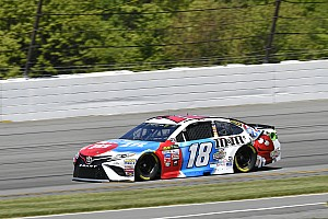 NASCAR Cup Race report Kyle Busch wins incident-free Stage 1