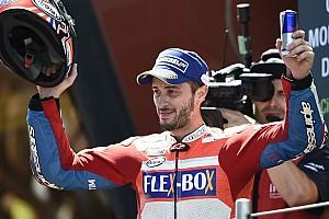 MotoGP Noticias de última hora La llegada de Lorenzo sólo ha tenido cosas buenas para Dovizioso