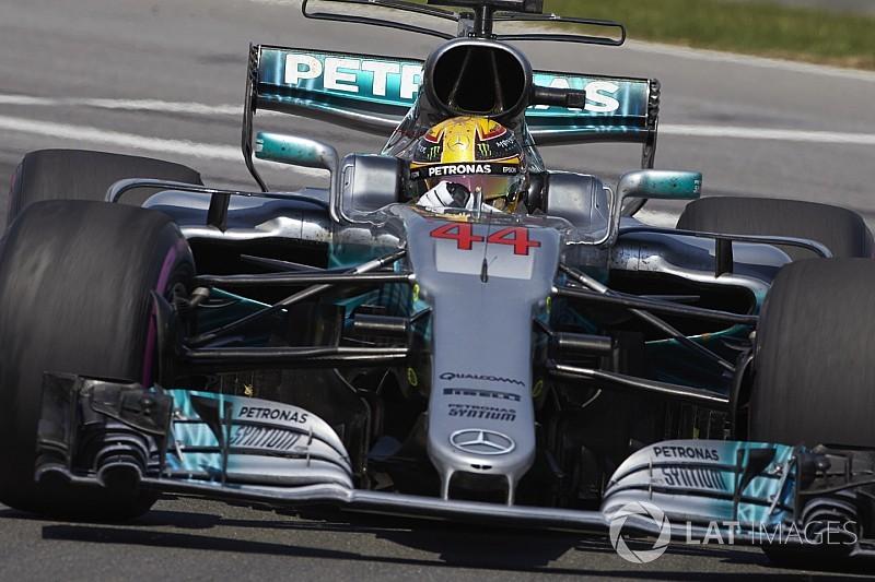 Mercedes разобралась в проблемах с шинами, заявил Хэмилтон